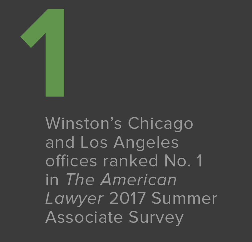 Winstonu0027s Summer Experience Is Professionally Challenging And Personally  Enjoyable. If You Choose Winston, Youu0027ll Gain Exposure To A Wide Range Of  Practice ...