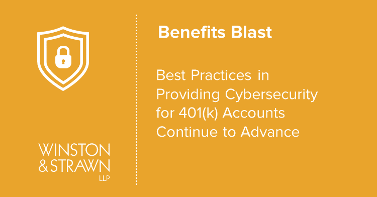 Best Practices In Providing Cybersecurity For 401k Accounts