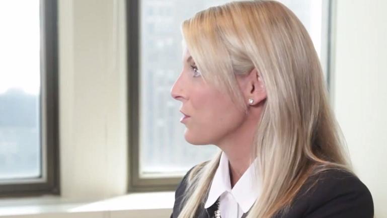 Tara Greenberg Discusses Technology at Winston & Strawn